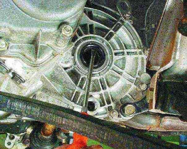 Фото №10 - течь масла из коробки передач ВАЗ 2110